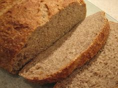 Traditional Rye Bread Recipe