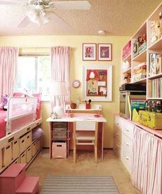 Kid's Room a Disaster? | Try Real Simple's easy strategies to help turn your house into a place of order.