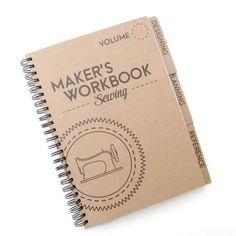 Maker's Sewing Workbook - Notions - Style Maker Fabrics