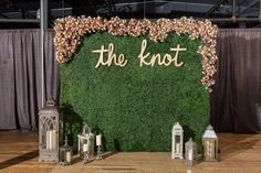 This boxwood floral wall was created for the market mixer we planned in New Jersey for The Knot and provided a creative and unique backdrop for photos and a photobooth. Perfect for a spring wedding to showcase your flowers and greenery!