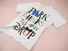 """Disney Tshirt """"Park Hop"""""""