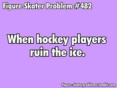 figure skater problems | Tumblr