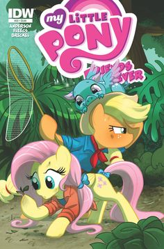 My Little Pony Friends Forever (2014) Issue #23