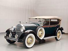 1928 Packard Six Phaeton.