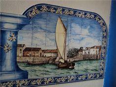Barco típico do Tejo, Pastelaria Fidalgo, Moita do Ribatejo
