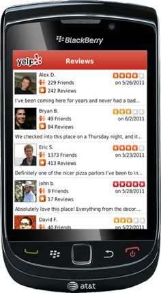 www.Yelp.com is an online urban city guide that helps people find cool places to eat, shop, drink, relax and play, based on the informed opinions of a vibrant and active community of locals in the know.