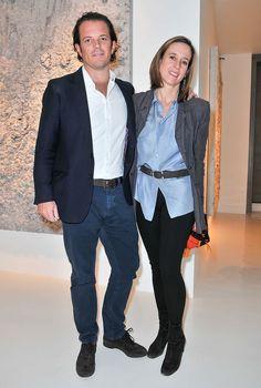 David y Cecilia Laffan