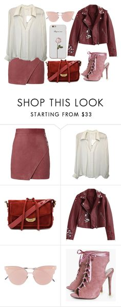 """""""Untitled #532"""" by catarina-de-sousa-lopes on Polyvore featuring Michelle Mason, rag & bone, So.Ya and Boohoo"""