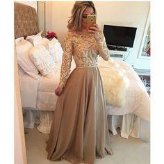Lindo vestido by @bameloteodoro  #dress #vestido #vestidodefesta #madrinha