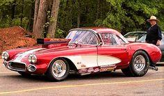 1958 Pro Mod Corvette