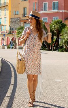#terreetmer #nice #frenchriviera French Riviera, Shirt Dress, Shirts, Dresses, Fashion, Surf And Turf, Dress, Gowns, Moda
