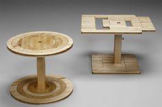 Prototype Tables, Jun Furukawa  2012
