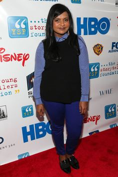 Pin for Later: She's a Funny Lady, but Mindy Kaling's Got Serious Style