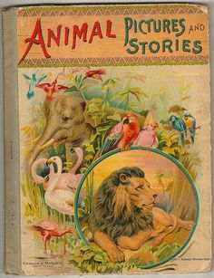 An old Children's book can be a great find! Do you feel so too