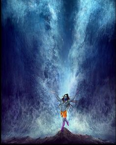 On Maha Shivratri day where Lord Shiva marries Goddess Parvati with his divine power Angry Lord Shiva, Lord Shiva Pics, Lord Shiva Hd Images, Lord Shiva Family, Arte Shiva, Mahakal Shiva, Krishna, Shiva Photos, Pictures Of Shiva