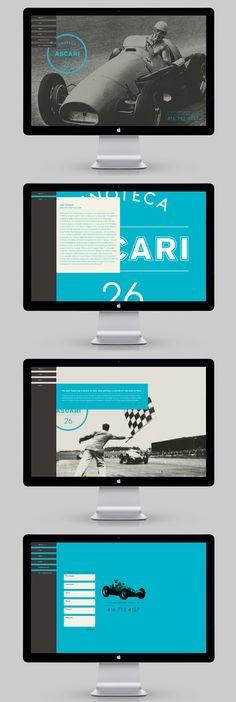 Enoteca Ascari by blok design via behance