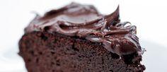 Gezonde chocoladetaart. Ja, het bestaat echt.