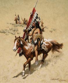Jackson Hole Art Auction:  The Flagbearer