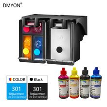 Dmyon 301xl Ink Cartridge Replacement For Hp 301 For Deskjet 1000