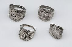 Viking age / Silver rings / Gotland