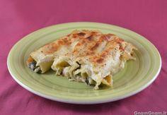 Scopri la ricetta di: Cannelloni alle zucchine