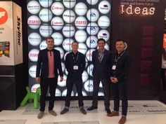 Skyline Team at the Marketing Week Live 2014  #ExhibitionStands