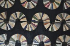 mom's house by flypeterfly, via Flickr  (variation on grandmother's fan)