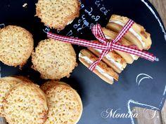 Bienenstich - Kekse - Cookies - Plätzchen