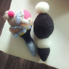 Yin Yang, Wool Felt, Babies, Trending Outfits, Unique Jewelry, Handmade Gifts, Etsy, Vintage, Kid Craft Gifts
