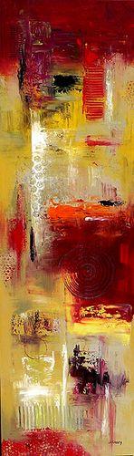 Painting-Jacki Geary: