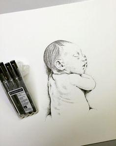 like a baby. #andreasenarts #stippling #pointalism #penandink #pen #dots #baby #sleepingbaby #art #artwork #artoftheday #draw #drawing #drawingoftheday #portrait #worldofartists #workinprogress #worldofpencils #wip #enjoy #artofinstagram #fun #instadraw #BLVART #artofinstagram #doodles #staedtlerpens #staedtler #talnts