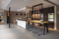 VanGijs - Moderne keuken - Hoog ■ Exclusieve woon- en tuin inspiratie.