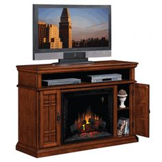 Electric Fireplace, Electric Fireplaces, Wall Mount Electric Fireplace ...