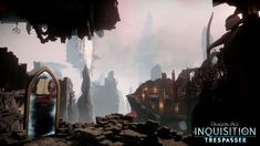 Dragon Age: Inquisition Trespasser wallpaper
