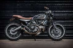 Custom Ducati Scrambler by Down & Out Cafe Racers 4
