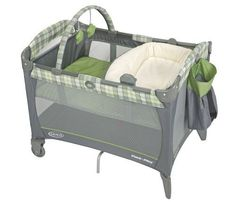Graco Pack 'N Play Playard with Reversible Napper and Changer, Roman by Graco, http://www.amazon.com/dp/B005UV0UCM/ref=cm_sw_r_pi_dp_Um8Epb0WEC7E7