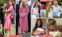 Carrie Johnson didn't put a well-heeled foot wrong at last week's G7 summit. SARAH RAINEY shows Carrie's the ultimate Copy-Kate...