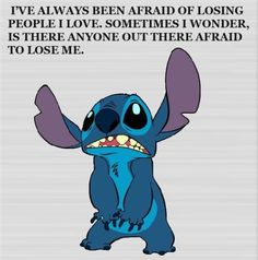 I️ know that there is some people afraid to lose me Funny True Quotes, Funny Relatable Memes, Cute Quotes, Funny Texts, Lilo And Stitch Quotes, Lelo And Stitch, Cute Stitch, Heartbroken Quotes, Disney Quotes