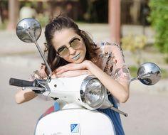 FEEL THE VIBES OF FEMININITY ✨ with #flora a round sunglasses for a modern and feminine style #carryyourmoodaround #vagati #vagatieyewear #sunglassesfashion Femininity, Feminine Style, Round Sunglasses, Flora, Feelings, Modern, Instagram, Fashion, Moda