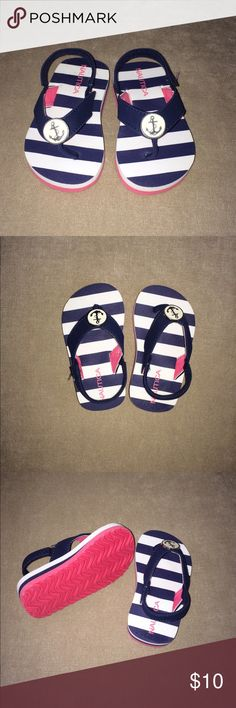 Brand new Nautica infant sandals. Nautica infant sandals. Brand new. My baby has chubby feet. They are really cute. Nautica Shoes Sandals & Flip Flops