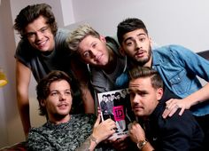 One Direction 'reunite' as Harry Styles, Louis Tomlinson, Niall Horan & Zayn's solo singles get remixed into one track - DigitalSpy.com