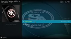 How To Install Stream Army Repository And Its Sports Add-ons On Kodi 17 – Your Streaming TV