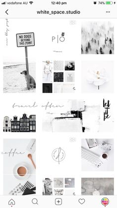 Feeds That Split Instagram Photos into Grids (How to + inspiration) Instagram Design, Instagram Feed Layout, Feeds Instagram, Instagram Grid, Instagram Posts, Web Design, Grid Design, Insta Layout, Blog Layout