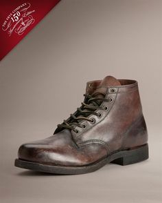 Prison Boot - View All Men's Boots - Western Boots, Harness Boots, & More - The Frye Company
