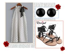 """""""Sweet dress"""" by merimasworld ❤ liked on Polyvore featuring Gucci"""