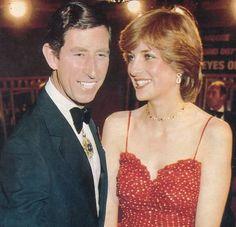 Lady Diana+ Prince Charles