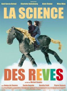 The Science of Sleep 2006. Michel Gondry- France/Italy.
