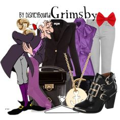 """Grimsby"" by leslieakay on Polyvore"
