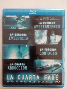7,00€ · La Cuarta Fase · Película La Cuarta Fase en blu-ray. Se puede incluir alguna oferta con más películas. · Aficiones y ocio > Películas y series > Películas > Películas en Blu-ray