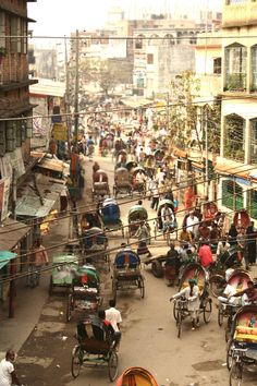 dhaka by lilMoh Bangladesh